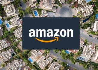 Amazon et l'immobilier